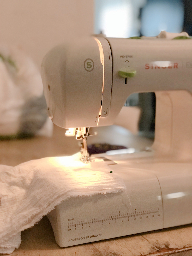 June Post - Sewing Machine