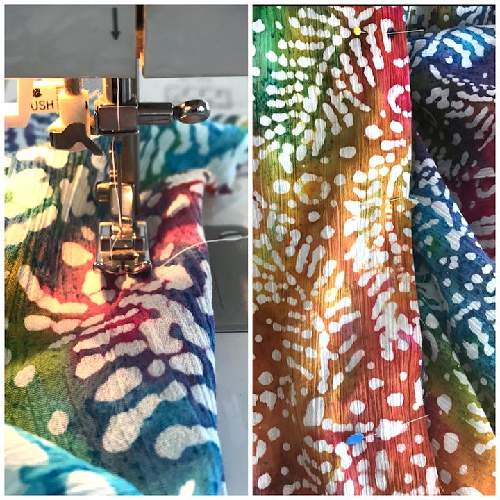 August - Fabric