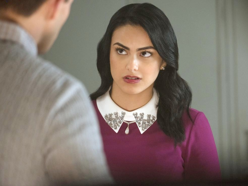 (Camila Mendes as Veronica - ℅ CW/Riverdale)