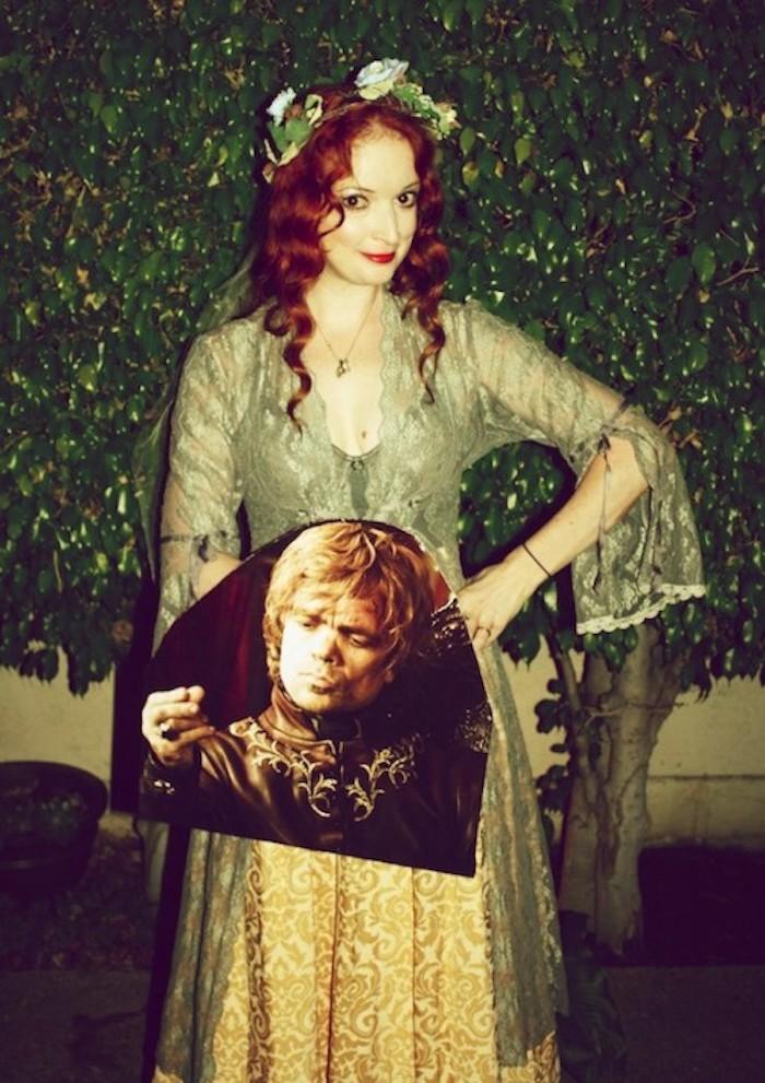 Sansa GOT Costume