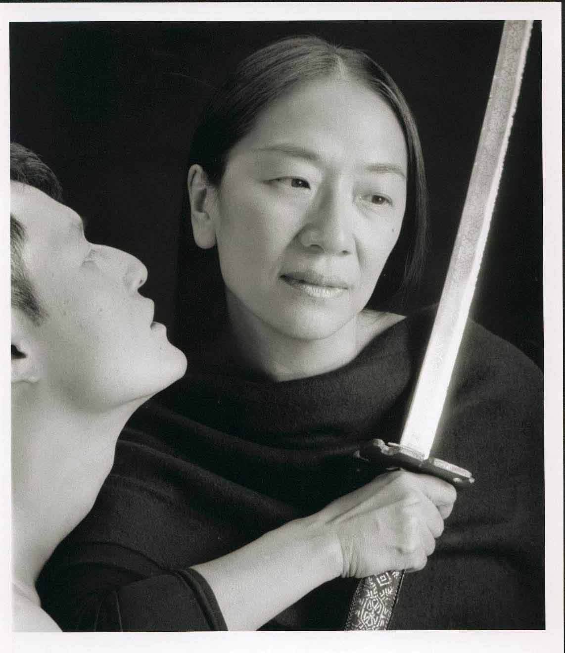 Masanari Kawahara and Maria Chen in Mu Performing Arts, 1996