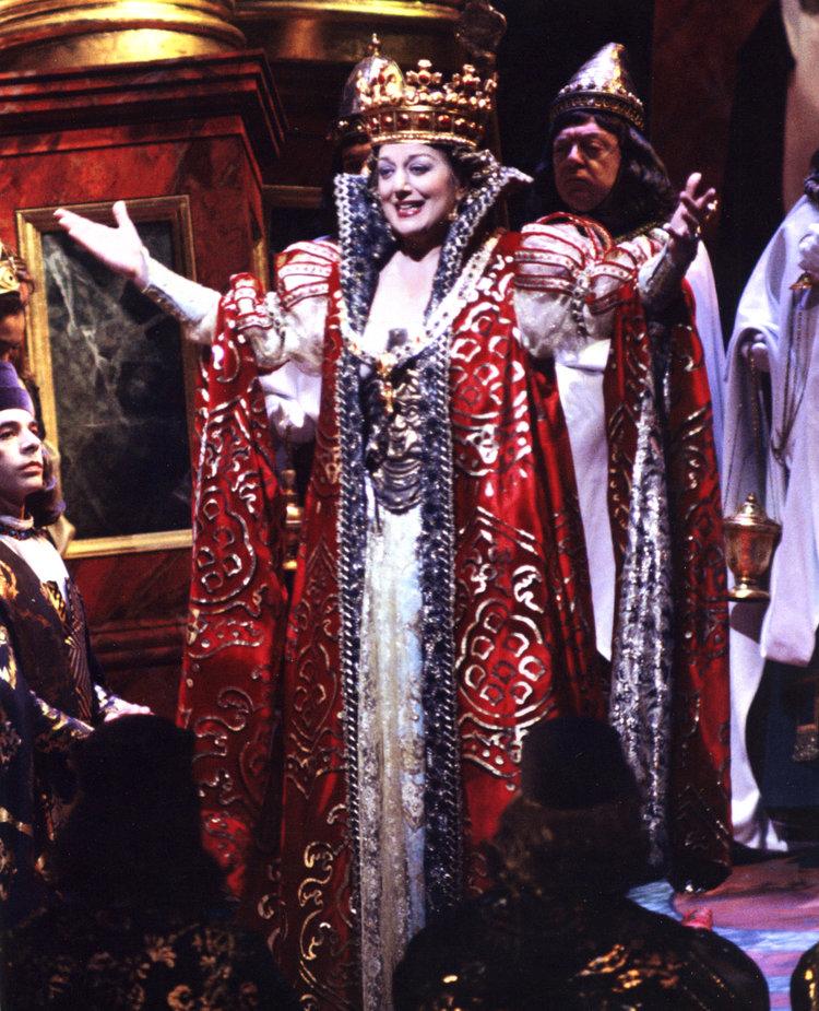 《航行记》, 纽约大都会歌剧院。图片来源: Winnie Klotz