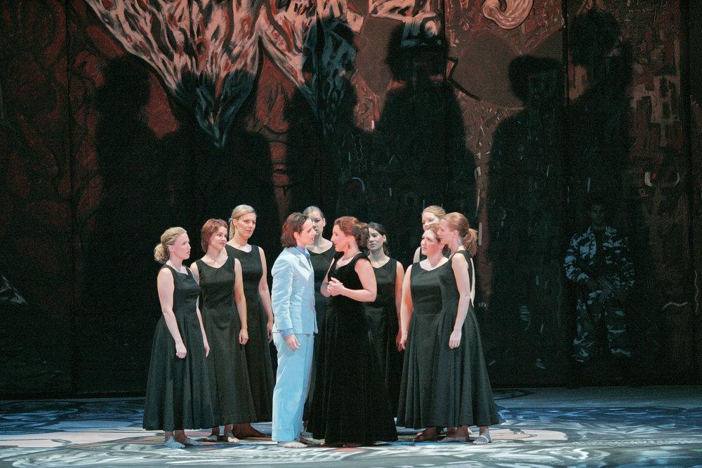 图片来源: Ken Howard, 圣达菲歌剧院, 2005