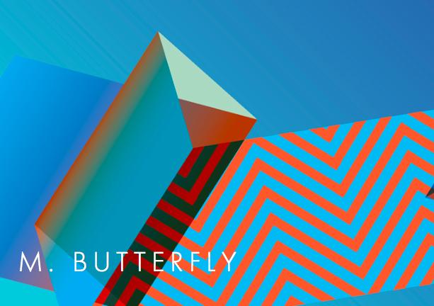 M. Butterfly, Santa Fe Opera 2020 Season