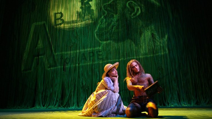 Tarzan was held at the Richard Rodgers Theatre, with its first performance in 2006.
