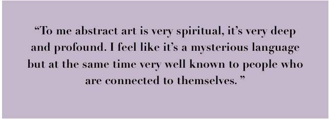 Quote on art