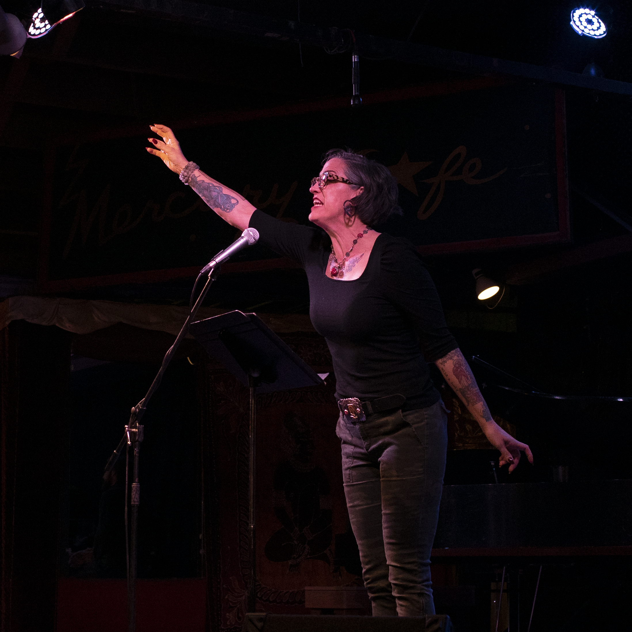Nadia Bolz-Weber at Liminal Photographer, Dylan Lee Lowry