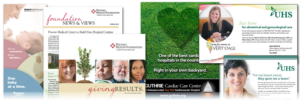 View the Pocono Health Foundation's Annual Report  here .