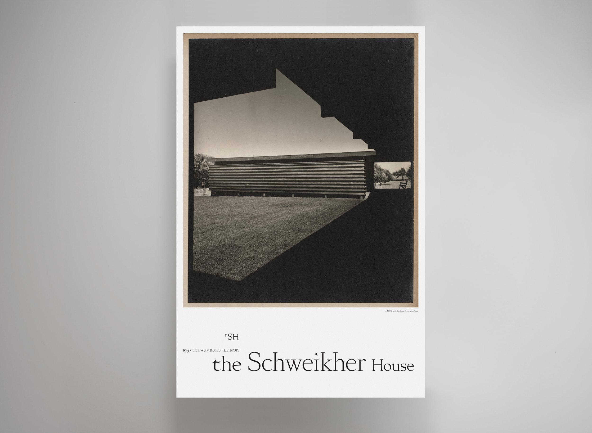 SCHWEIKHER - EXPLORATION #1 - poster