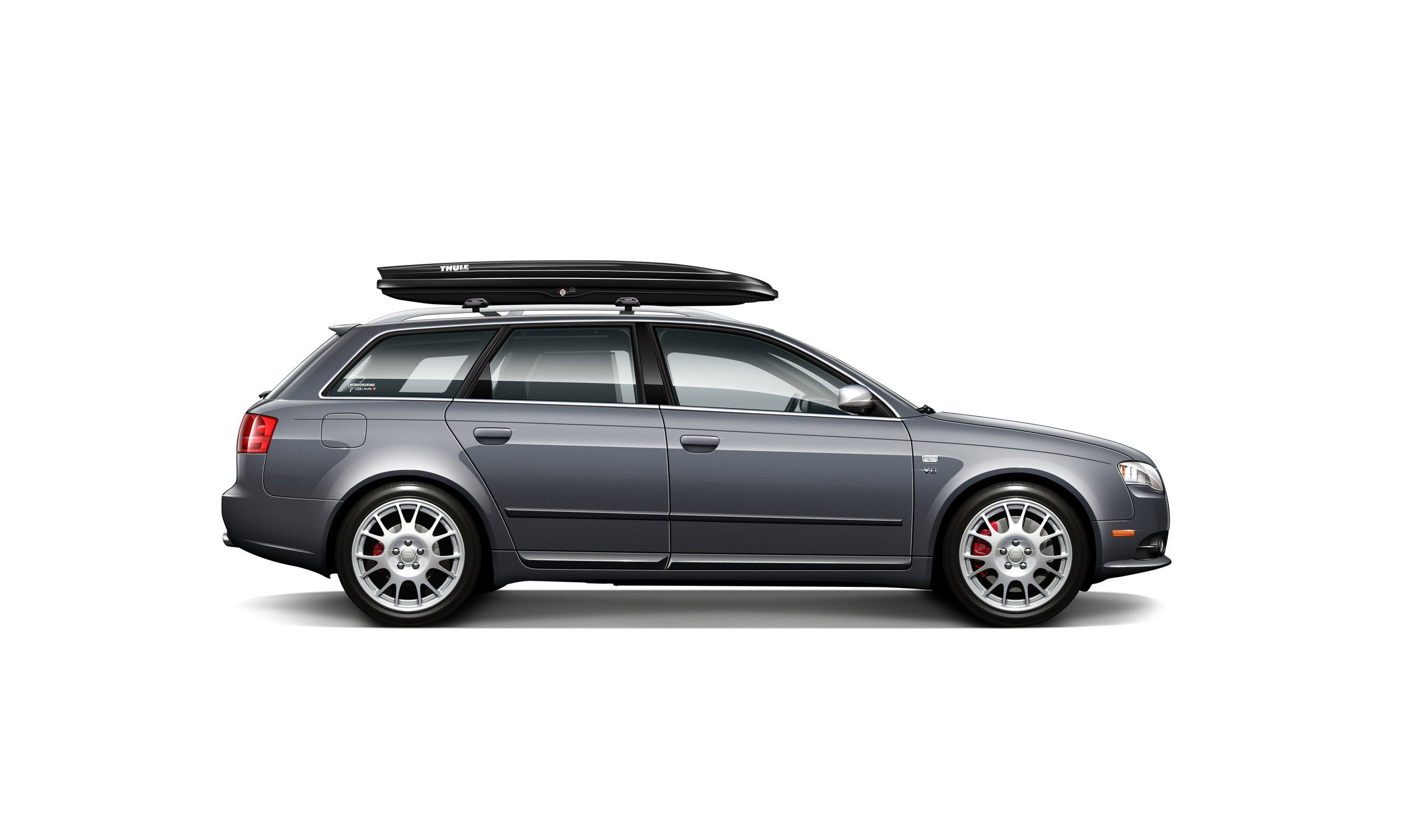 ROOF-RACK NOT ON CAR OR INCLUDED.