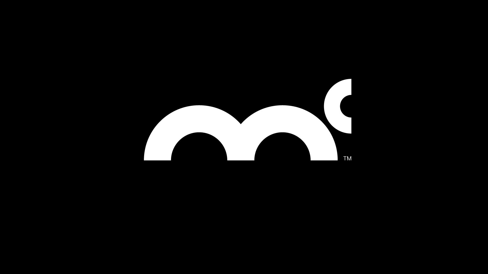 """Mc"" logo."