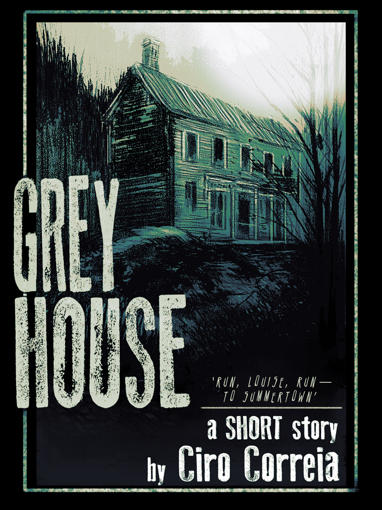 The cover for Grey House