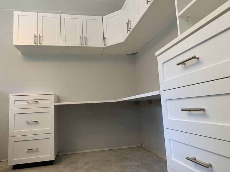 Custom Closets And Cabinet Systems South Coast Organizers Orange County California South Coast Organizers Lifetime Warranty Custom Closets Garage Cabinets Home Offices Laundry Rooms Entry Ways More