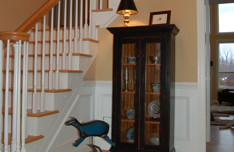 Foyer by McGrath Interiors