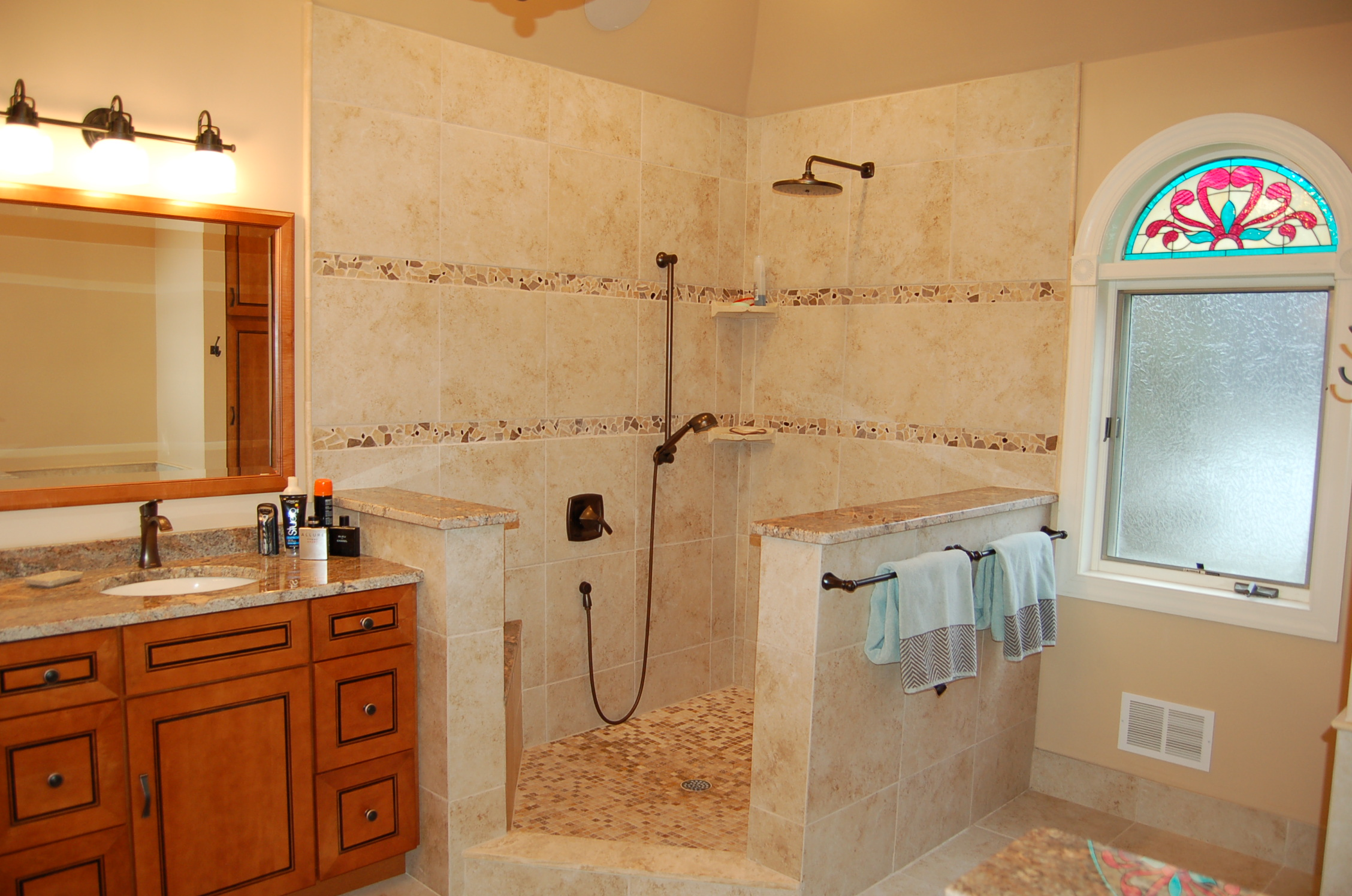 Master Bath by McGrath Interiors