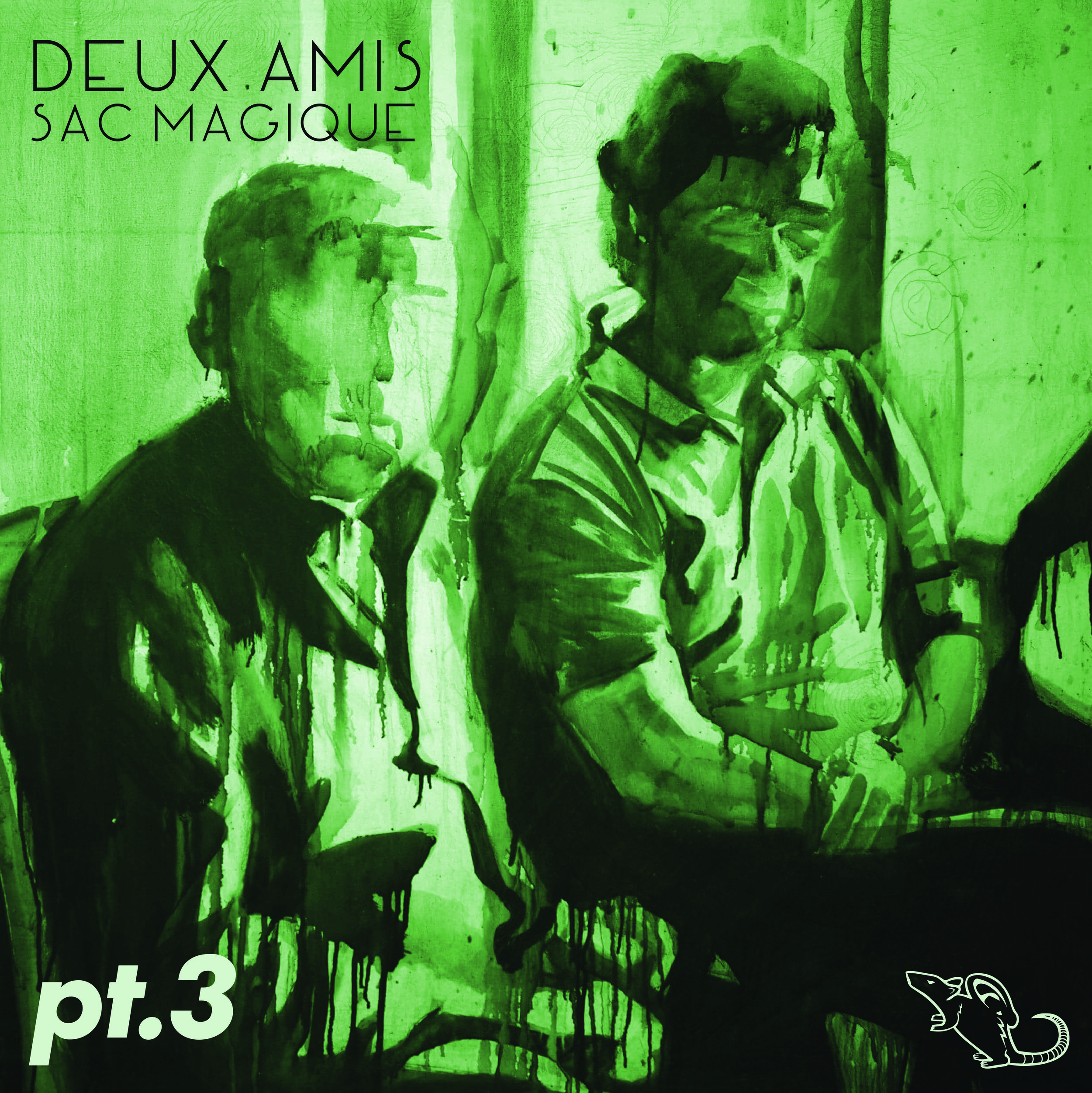 Out Now!!! Deux Amis - Sac Magique pt3Download for free @ - https://labratrecords.bandcamp.com/album/sac-magique-pt3