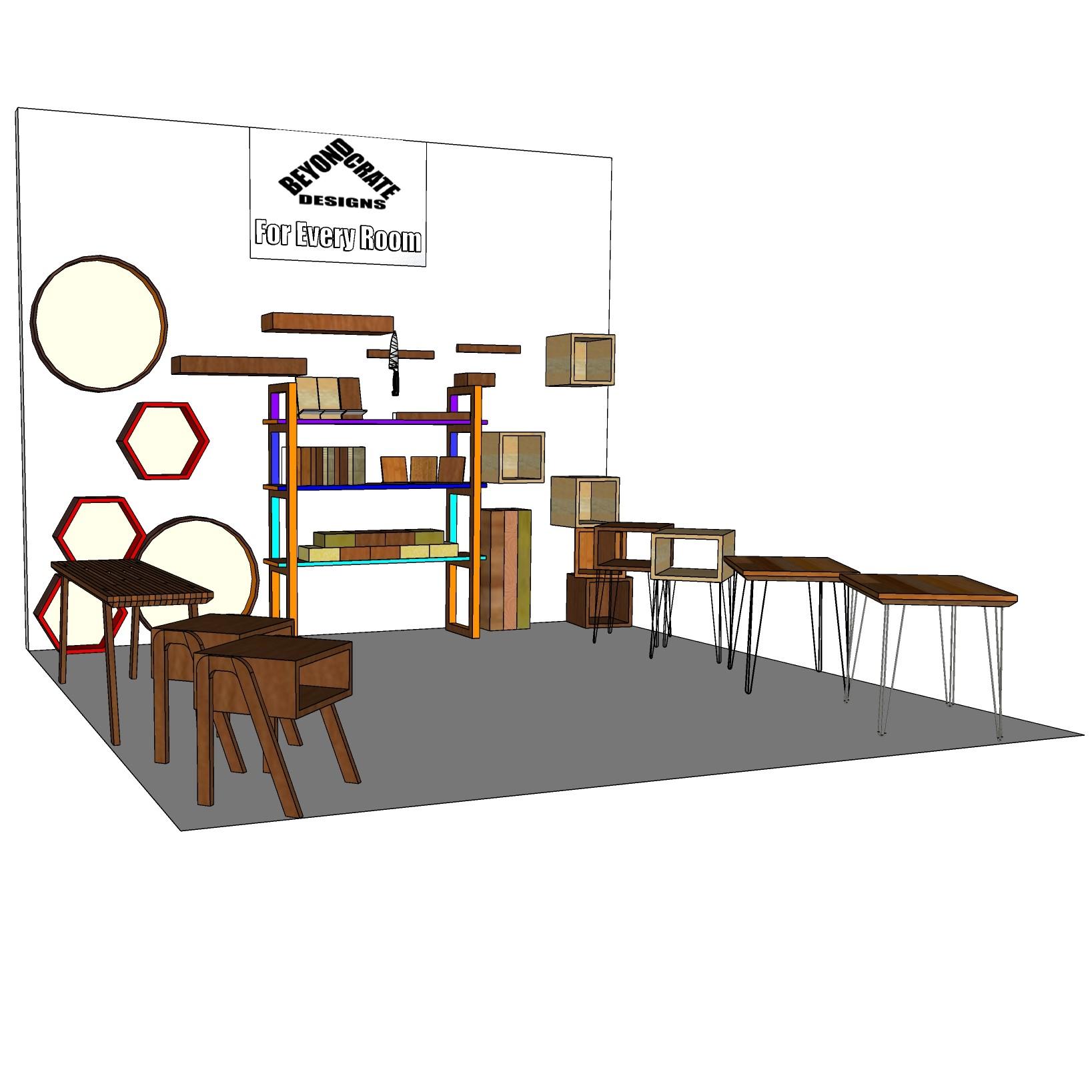 Booth Design -