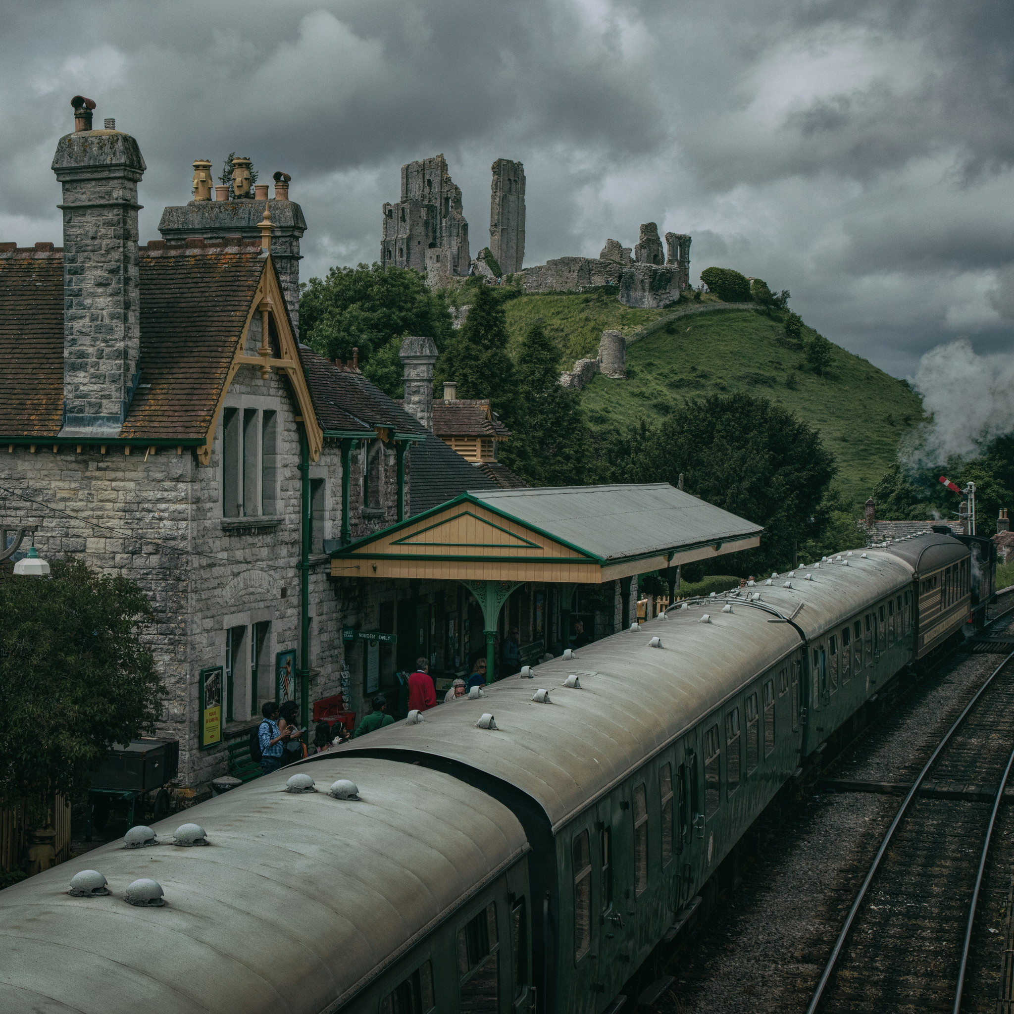 """""""last train from the castle 2"""""""