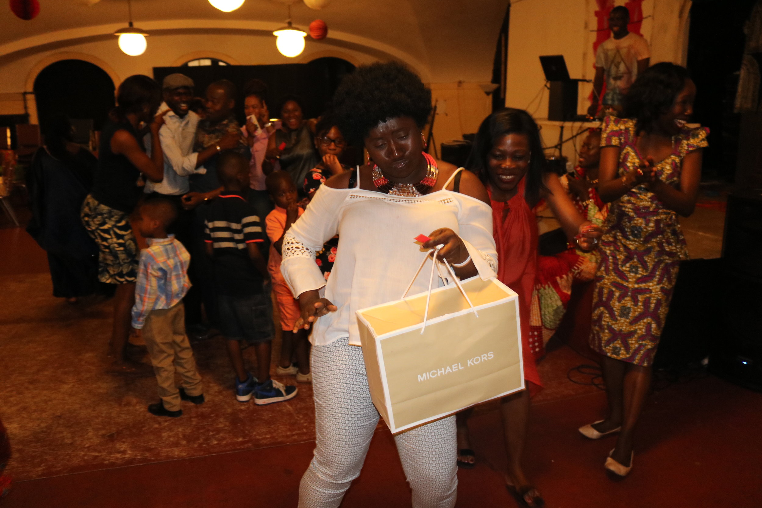 Raffle Prize: Black Selma Bag
