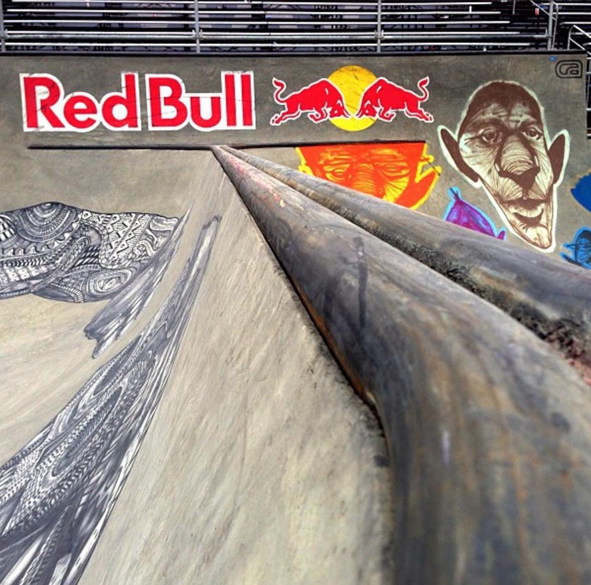 Red Bull Skate Bowl