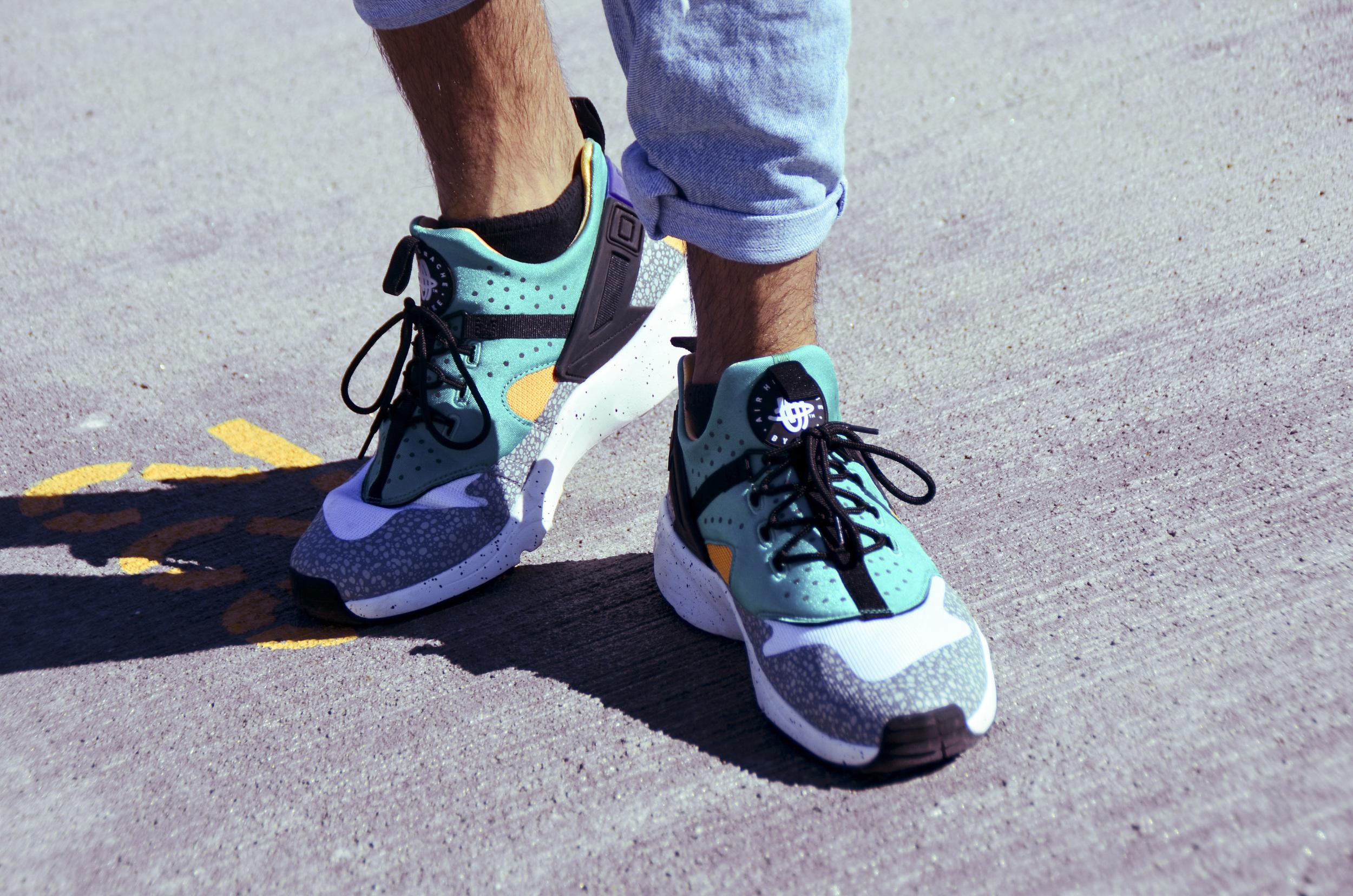 Shoes - Nike Air Huarache Utility Premiums - ( nike.com )