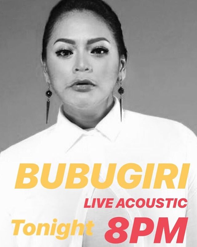 Request your song and sing along with ... • BUBUGIRI Live Acoustic  At 8PM Onwards • RSVP +6221-7265766 Jalan Brawijaya 2 No.48  jakarta selatan .  Have a great weekend loveliest🙏🏽 #ivyjkt #klabogroup #fridaynight #fridaylivemusic#cometoivy#hangoutjkt