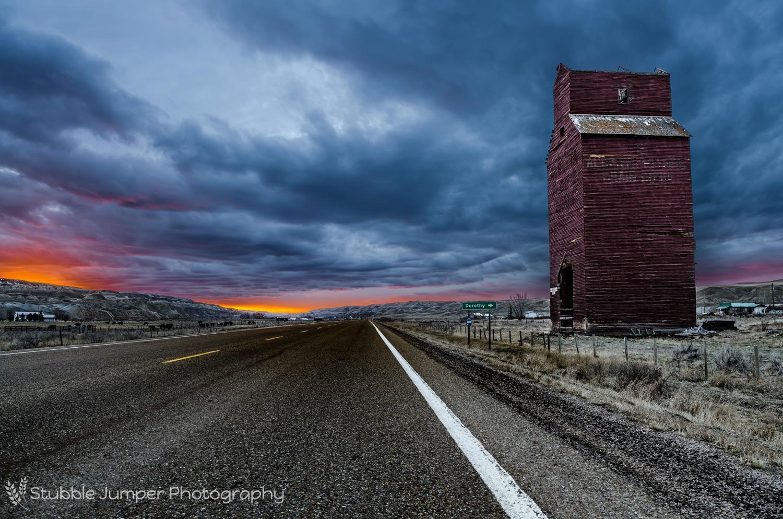 Dorothy, Alberta Pacific Grain Elevator 2