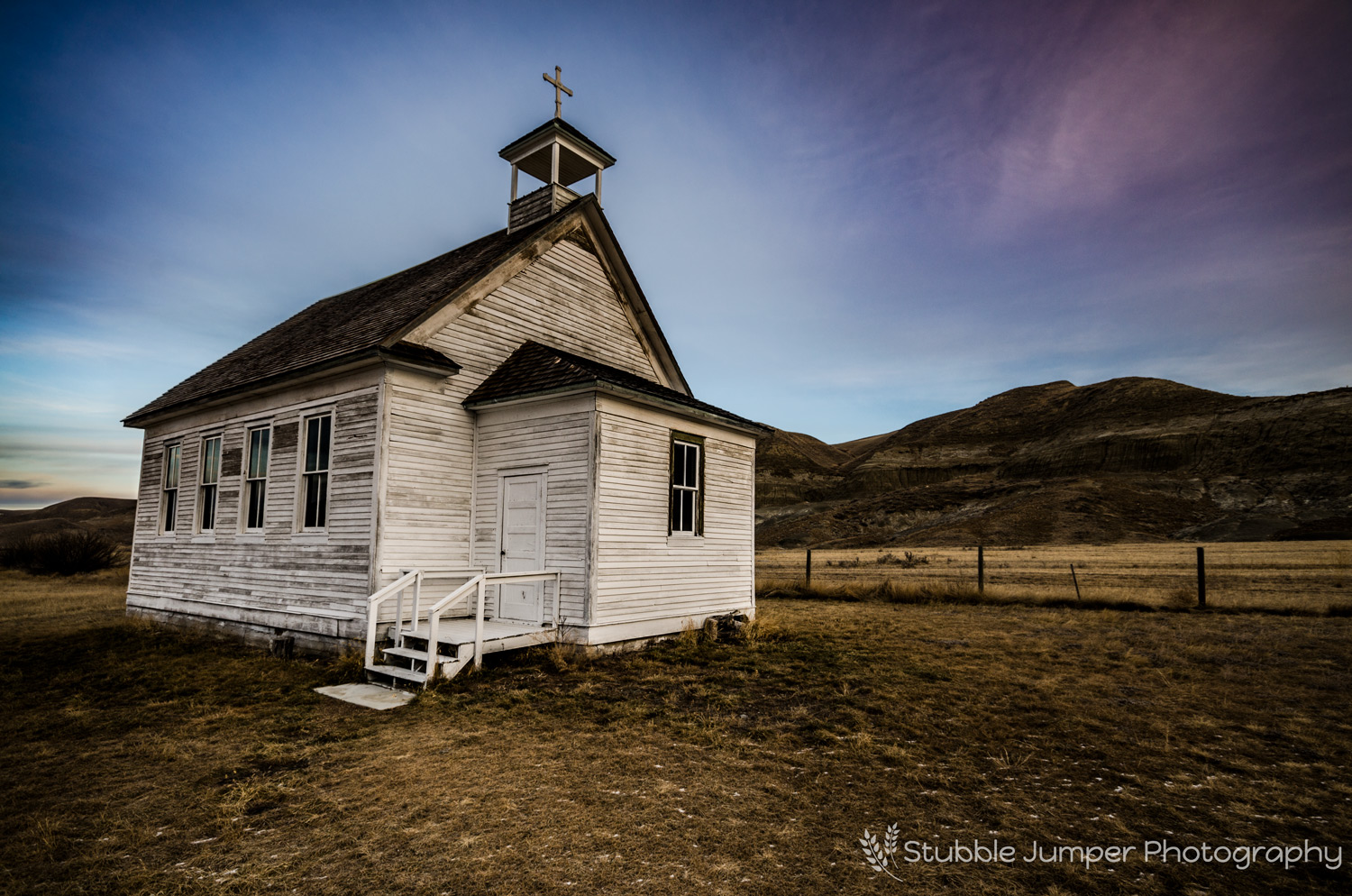 Dorothy, Alberta - Roman Catholic Church