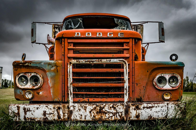 Dodge LCF Front