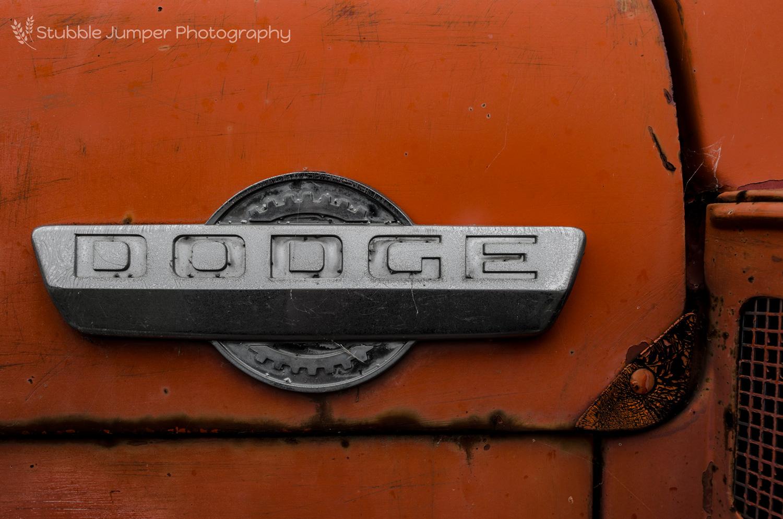 Dodge LCF Emblem