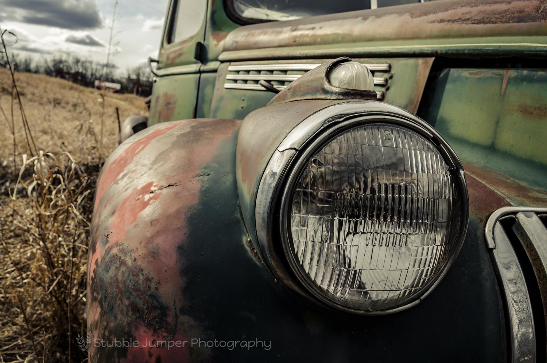 AK Chevy Headlight