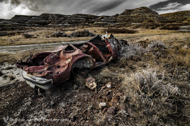 Badlands Chevette 1