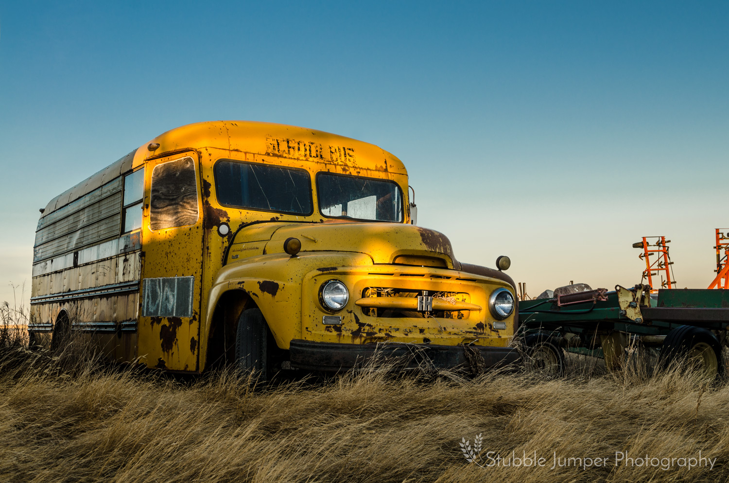 The Big Yellow School Bus 2