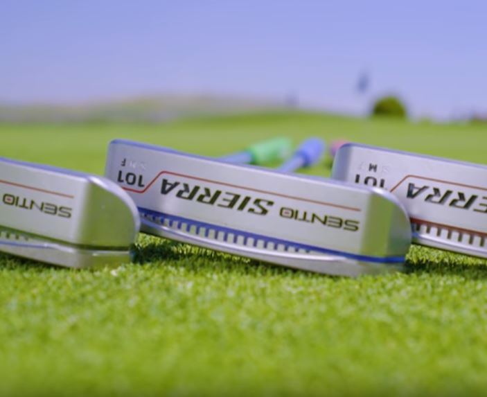 Golf Life Video Review of Sierra 101 Putters