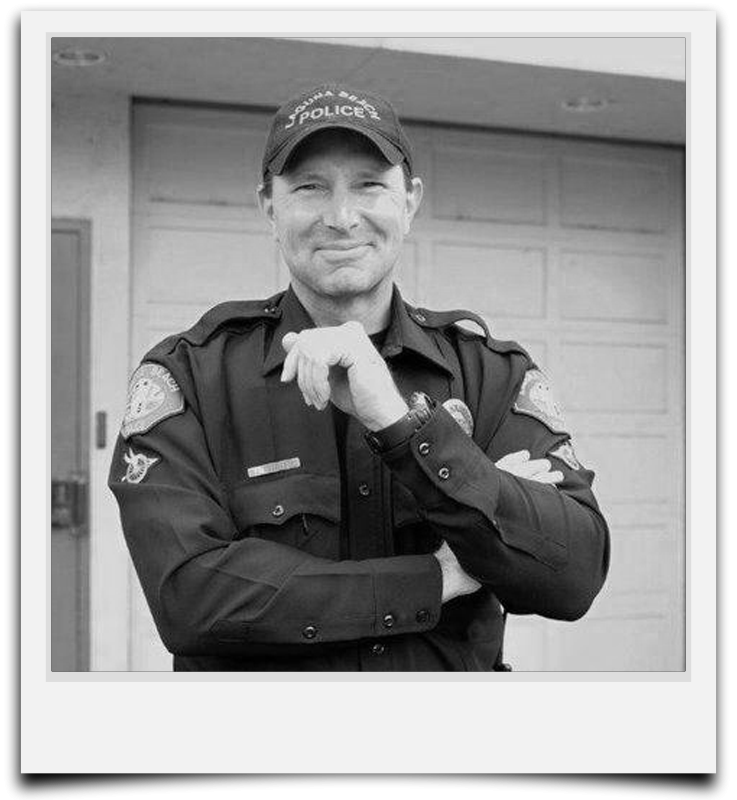 Officer Samuel L. Jackson