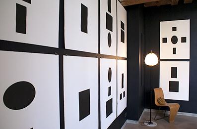 Installation view, Paris, 2016