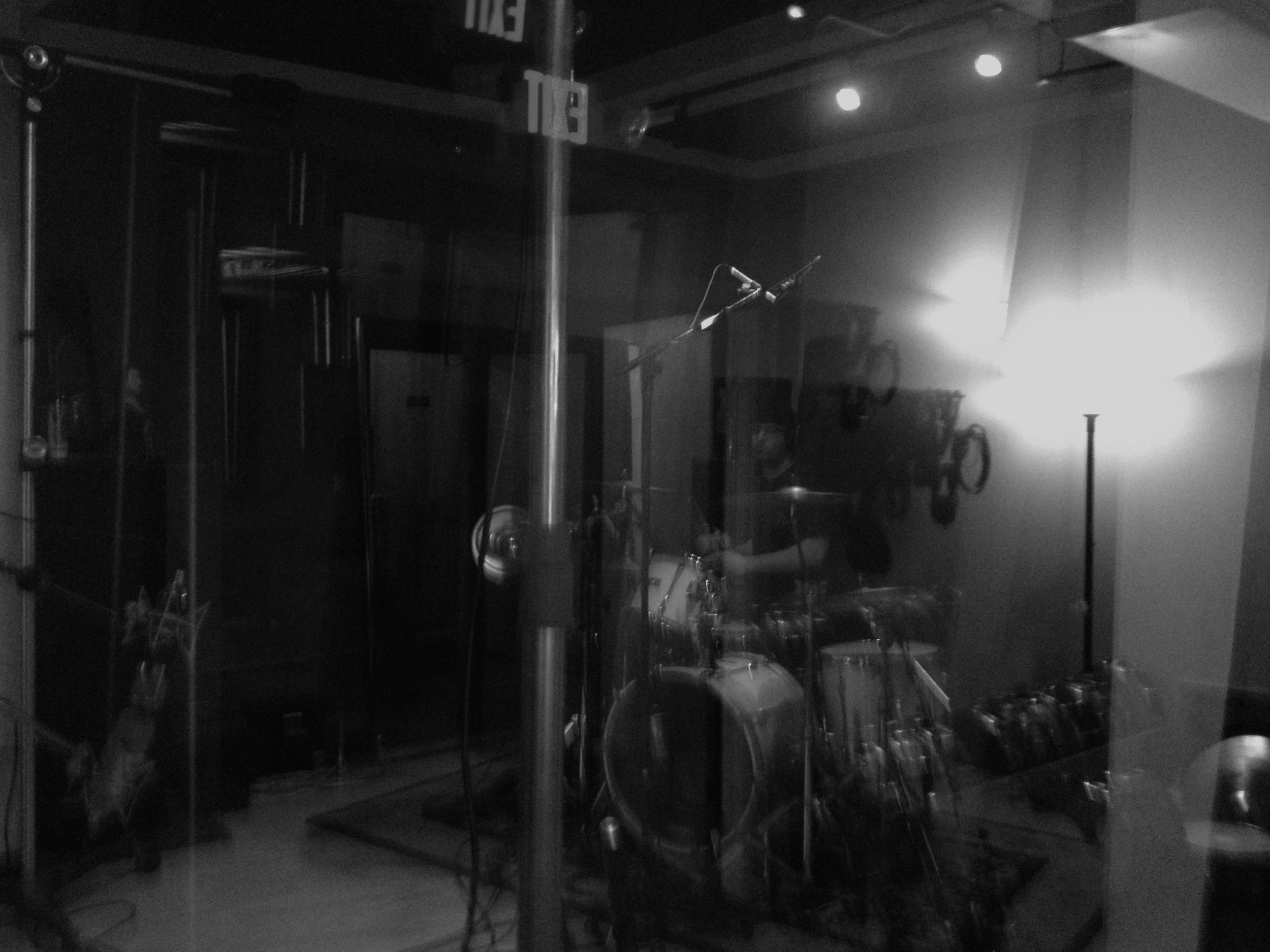 al in drum room.jpg