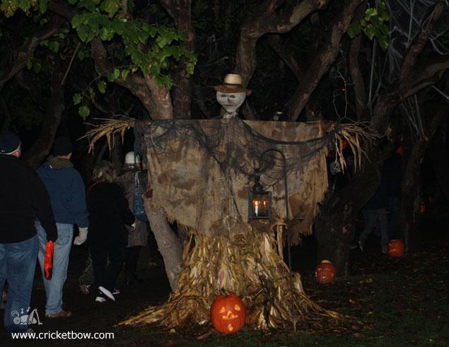 Greenfield Village Sleepy Hollow Scarecrow