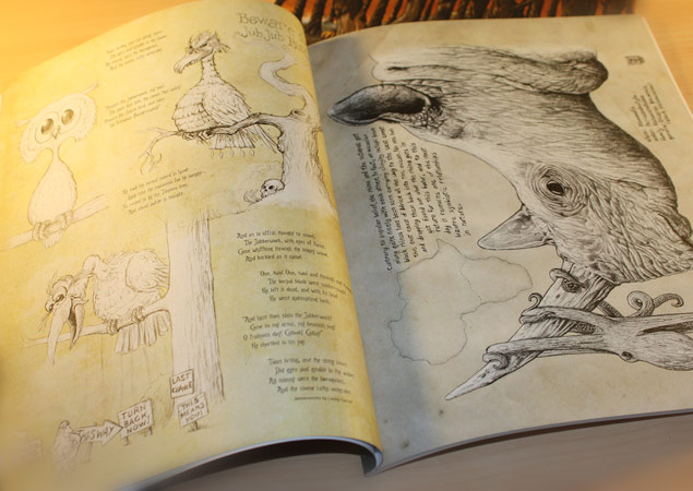 Sketches, Inkings & Art Pages 6-7