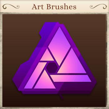 Art Brushes for Affinity Photo