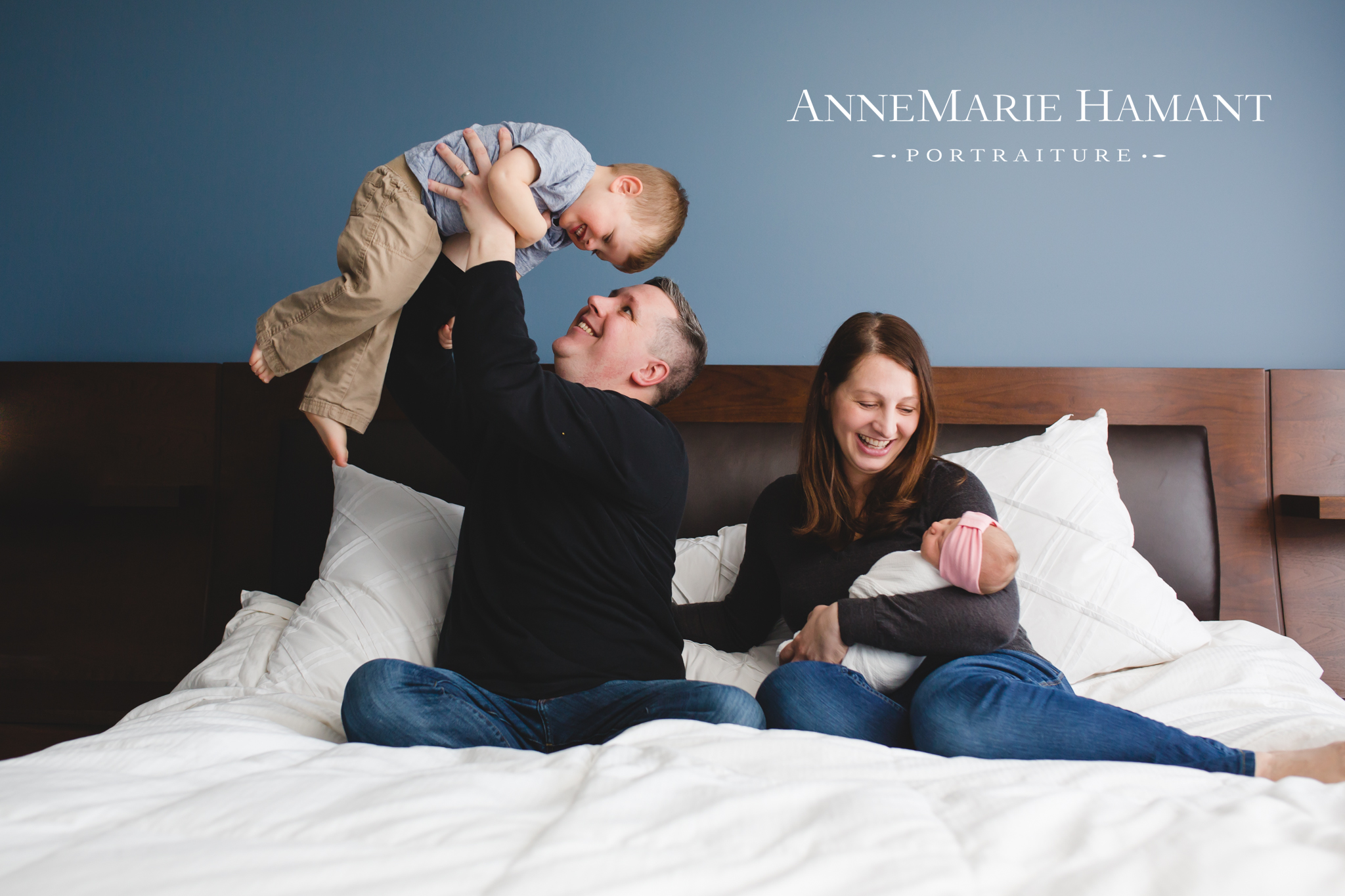 lehigh valley lifestyle newborn photography