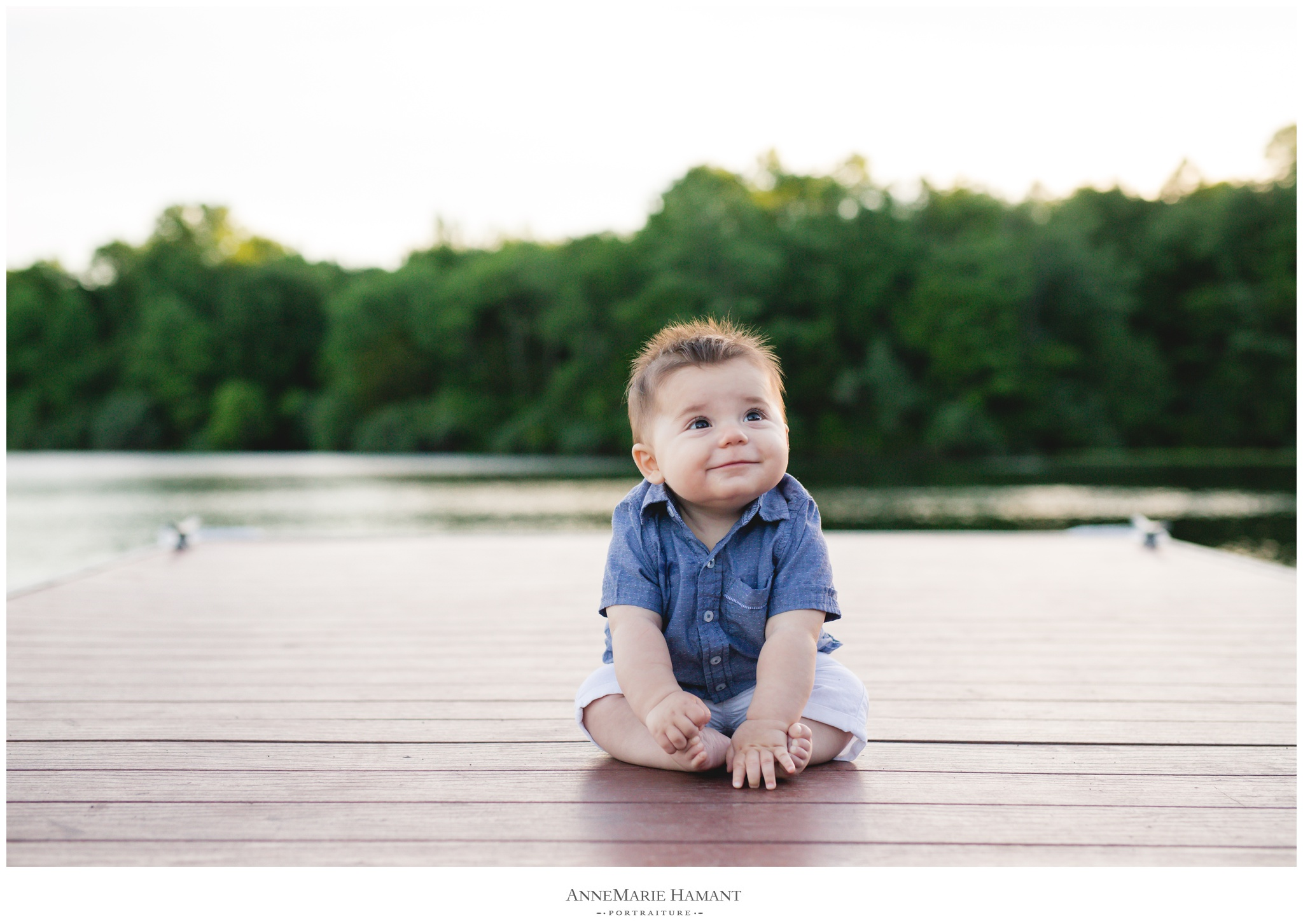 Lehigh Valley Bucks County Baby Photographer