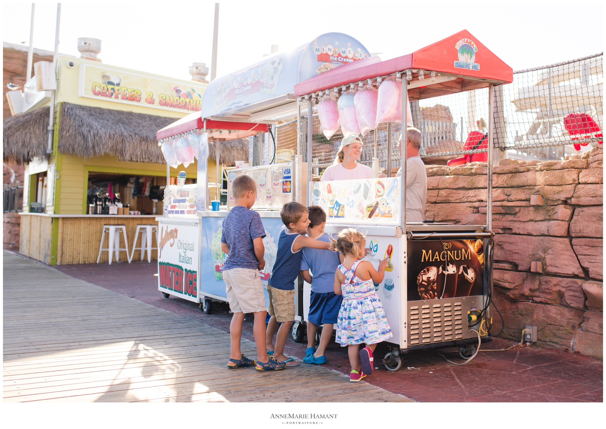 Ocean City NJ beach family photographer