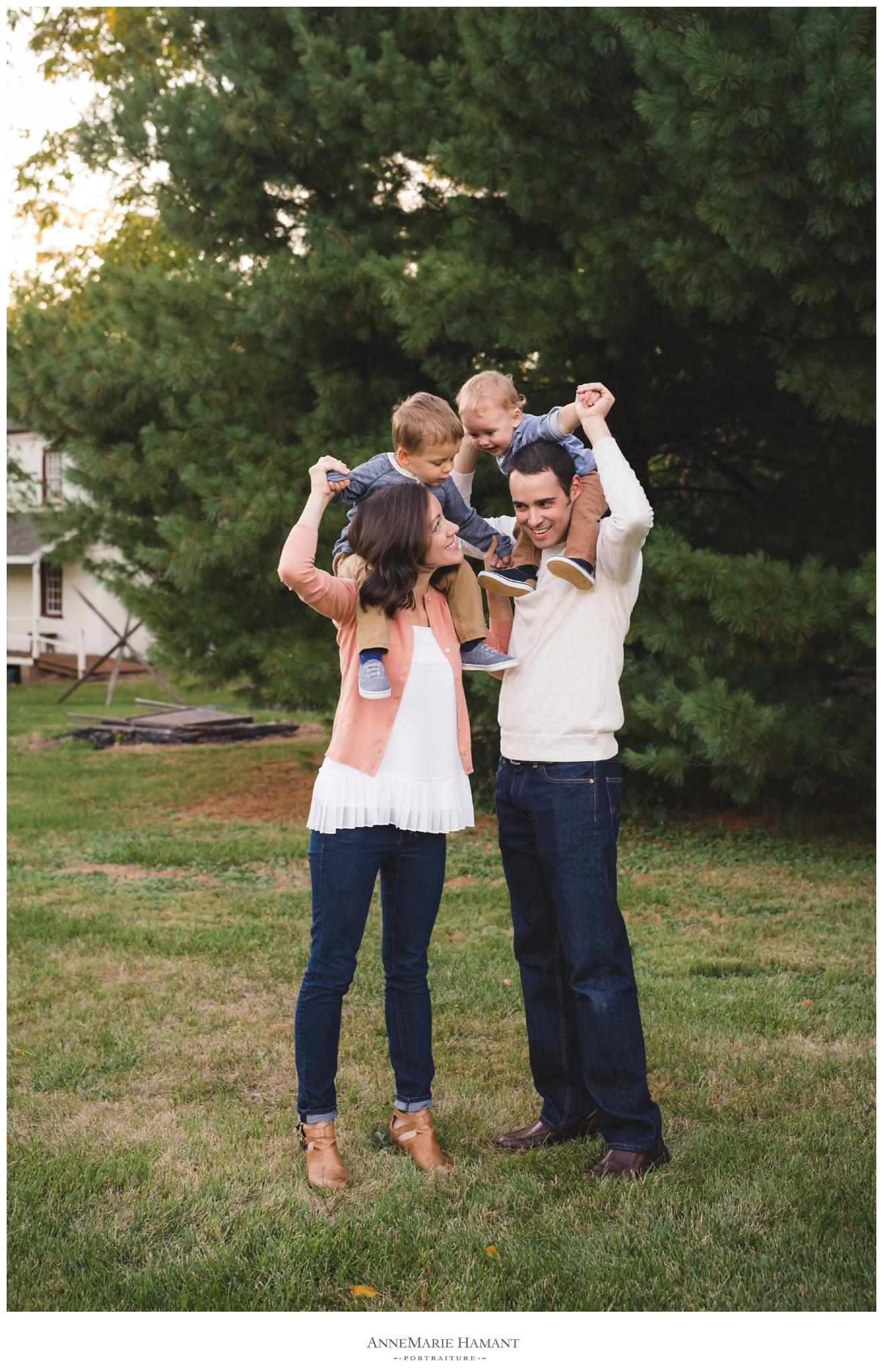 Montgomery County Philadelphia Mainline PA family photographer
