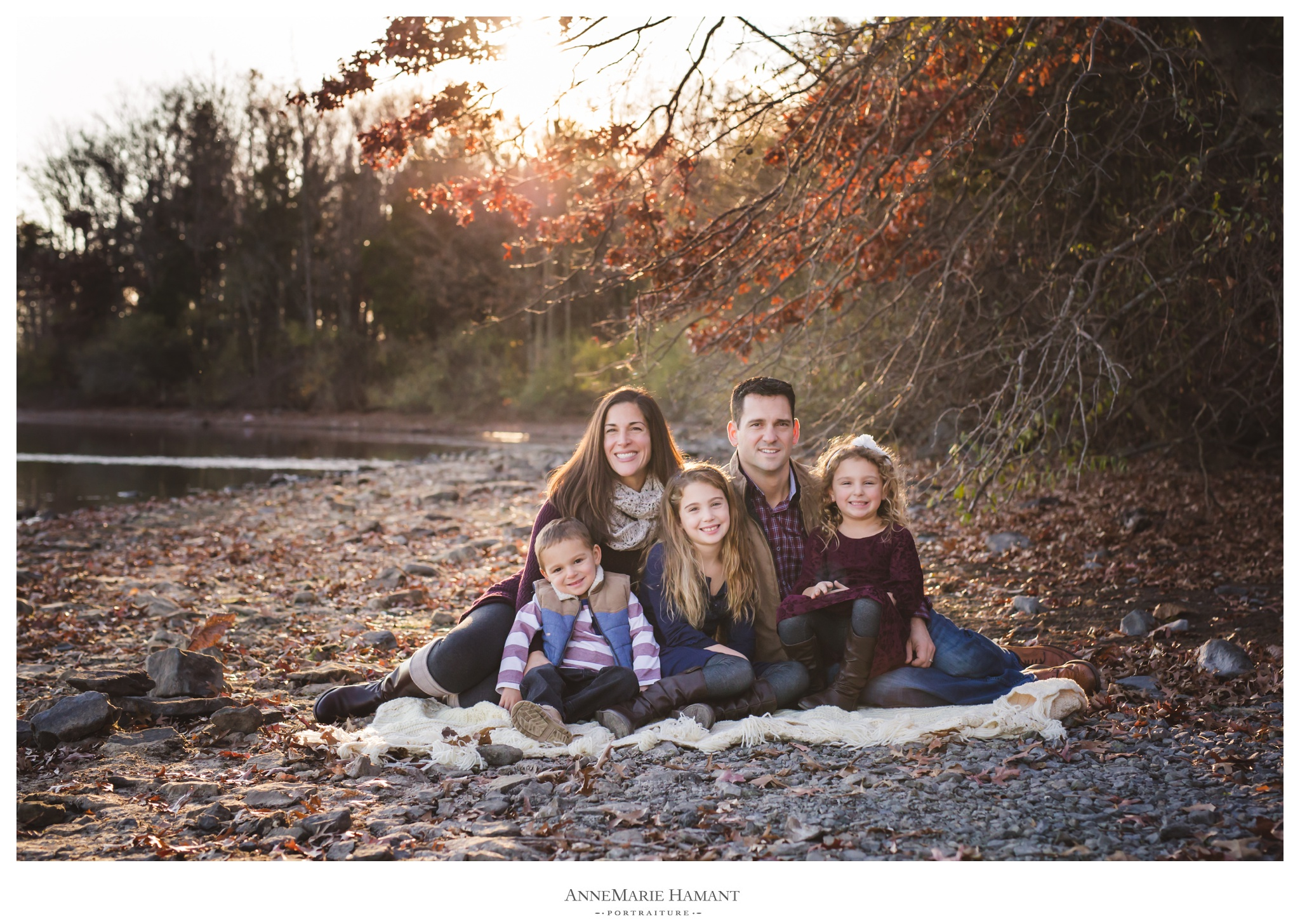 Center Valley Saucon Valley Bucks County Family Photographer