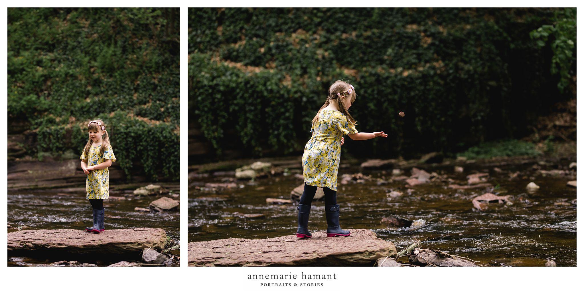 Frenchtown NJ Family Photographer