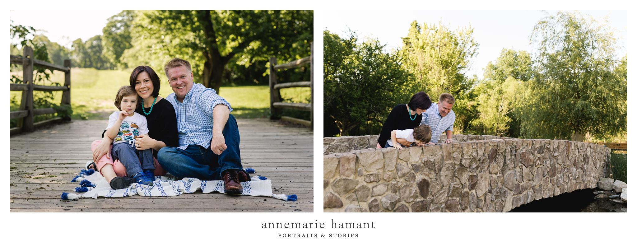 Blue Bell PA Family Photographer