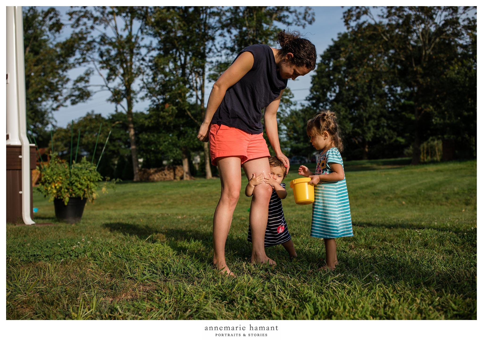 Montgomery County PA Documentary Family Photographer