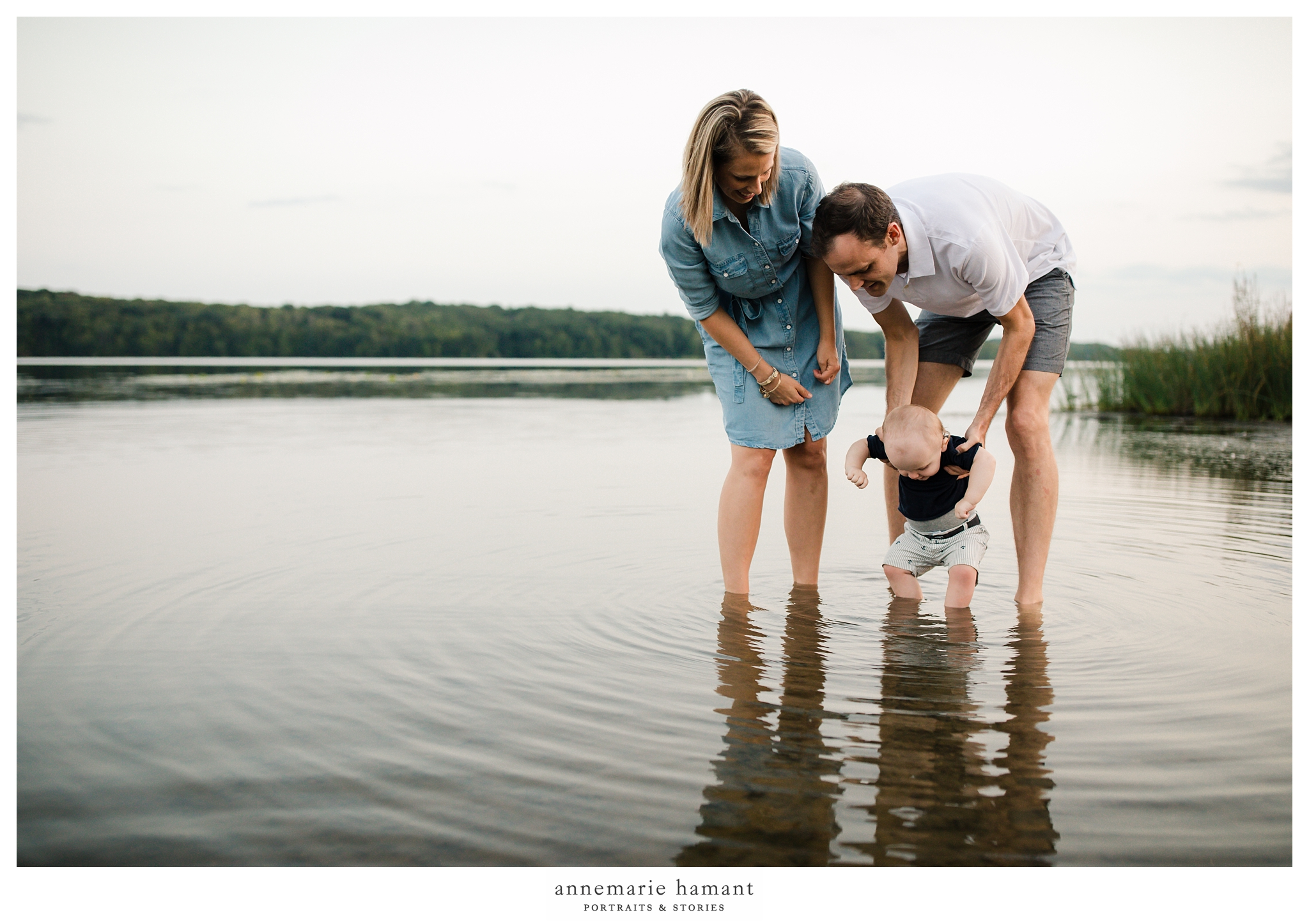 Bucks County PA Family Photographer