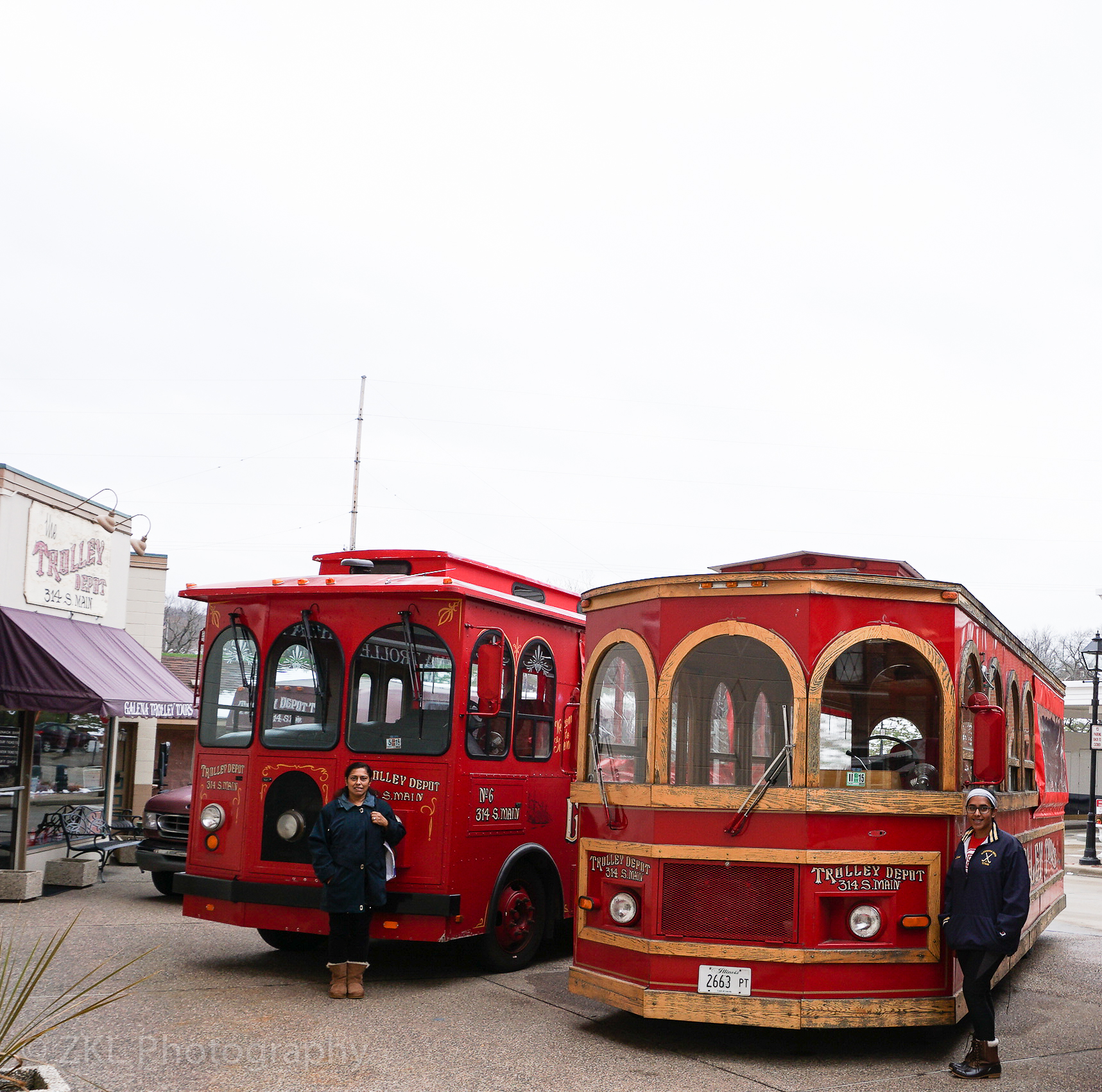 Red Trolley Tour